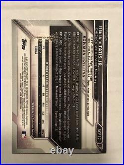 2016 Bowman Chrome Rookie Fernando Tatis Jr RC BCP17 San Diego Padres Mint
