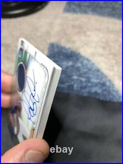 2019 Fernando Tatis Jr Bowman Chrome AUTO ROOKIE JERSEY RELIC Rc 69/150 Padres