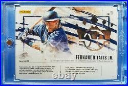 2019 Panini Diamond Kings Fernando Tatis Jr Rookie Rc Autograph Auto Padres