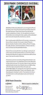 2019 Panini Obsidian Fernando Tatis Jr Auto RC Padres -Factory Sealed