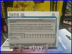 2019 Topps Series 2 Fernando Tatis Jr. RAINBOW PARALLEL SP RC #410 PADRES