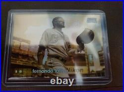 2020 Stadium Club Chrome #188 Fernando Tatis JRGold Minted RefractorPADRES
