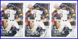 Fernando Tatis Jr 2019 Padres Topps National Baseball Card Day #SDP-6 RC Rookie