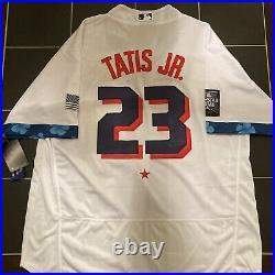 Fernando Tatis Jr 2021 All Star Game Jersey San Diego Padres Brand New XL QTY