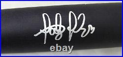 Fernando Tatis Jr. Autographed Black Victus Game Model Bat Padres Beckett 189444