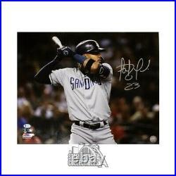 Fernando Tatis Jr Autographed San Diego Padres 16x20 Photo BAS COA