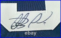 Fernando Tatis Jr. / Autographed San Diego Padres Custom Baseball Jersey / Jsa