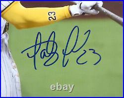 Fernando Tatis Jr. Autographed Signed 16x20 Photo Padres Beckett 181116