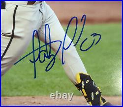 Fernando Tatis Jr. Autographed Signed 16x20 Photo Padres Beckett 181117