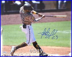 Fernando Tatis Jr. Autographed Signed 16x20 Photo Padres Beckett 181120