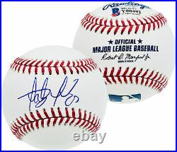 Fernando Tatis Jr. Autographed Signed Mlb Baseball Padres Beckett Bas 151726