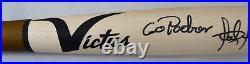 Fernando Tatis Jr. Autographed Victus Game Model Bat Go Padres Beckett 189448