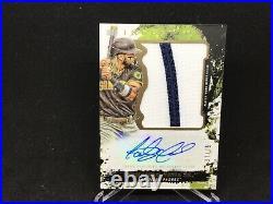 Fernando Tatis Jr. Padres 2021 Topps Inception Jumbo Patch Autograph /75