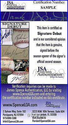 Fernando Tatis Jr. Padres Signed Autographed 11x14 Photo Photograph JSA Auth #12