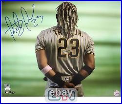 Fernando Tatis Jr. Padres Signed Autographed 16x20 Photo Photograph JSA Auth #6