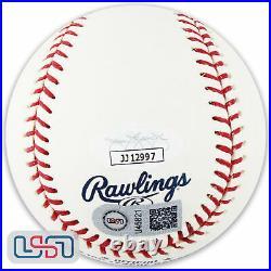 Fernando Tatis Jr. Padres Signed Autographed 50th Anniversary Baseball JSA Auth