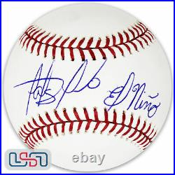 Fernando Tatis Jr. Padres Signed El Nino Major League Game Baseball JSA Auth