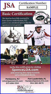 Fernando Tatis Jr. Padres Signed MLB Debut 50th Anniversary Baseball JSA Auth
