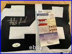 Fernando Tatis Jr. San Diego Padres Nice Auto Signed Autograph Custom Jersey JSA