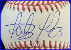 Fernando Tatis Jr San Diego Padres Signed MLB Baseball Mint Autograph JSA COA