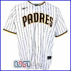 Fernando Tatis Jr. Signed El Nino White San Diego Padres Nike Jersey JSA Auth