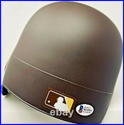 Padres Fernando Tatis Jr. Signed Rawlings Batting Helmet Beckett BAS Witnessed