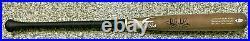 SD Padres Fernando Tatis Jr. Signed Victus Game Model Bat Beckett BAS Witnessed